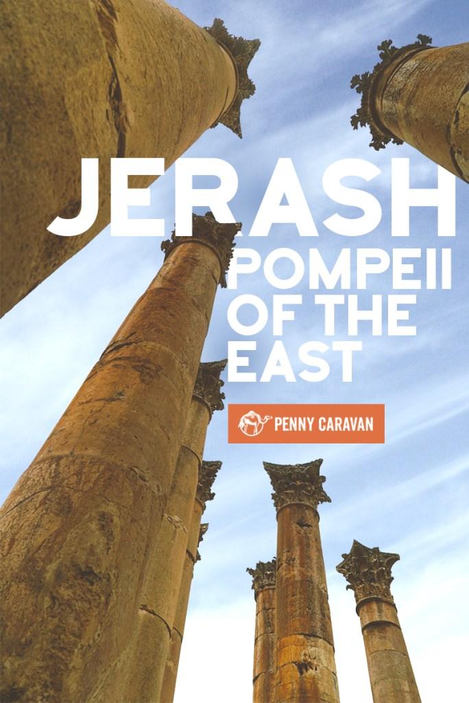 Jerash | Penny Caravan