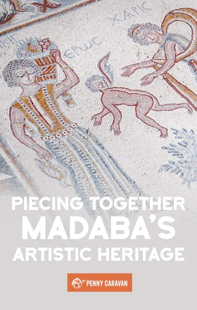 Madaba | Penny Caravan
