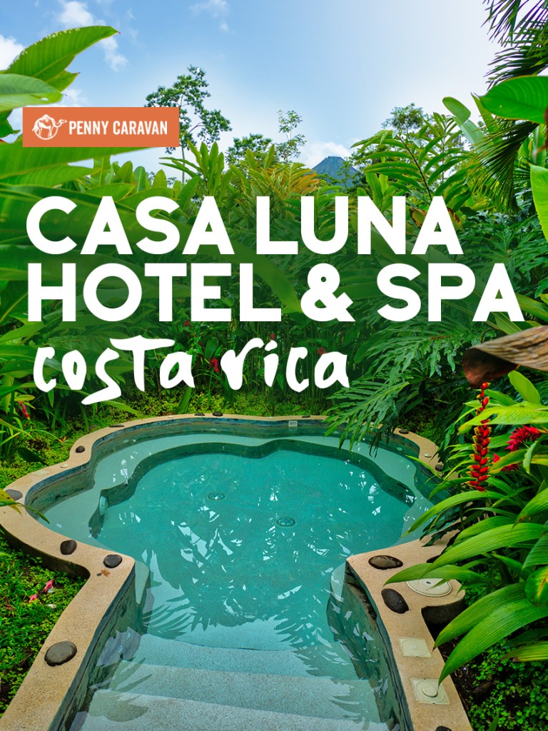 Casa Luna Hotel & Spa   Penny Caravan