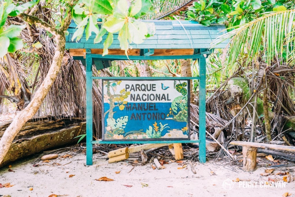 Manuel Antonio National Park | Penny Caravan