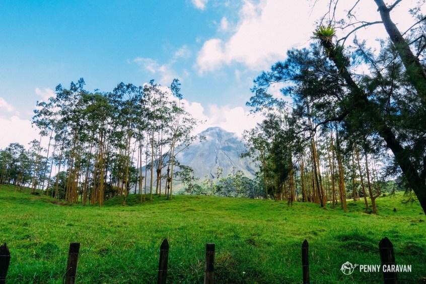 Arenal National Park | Penny Caravan