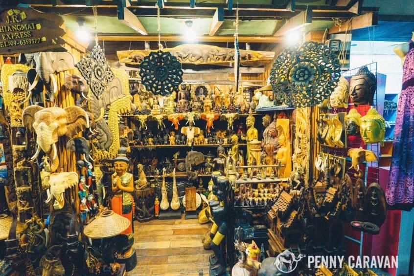Chiang Mai Night Bazaar-38