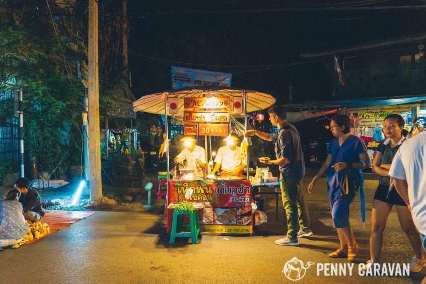 Chiang Mai Saturday Night Bazaar-57