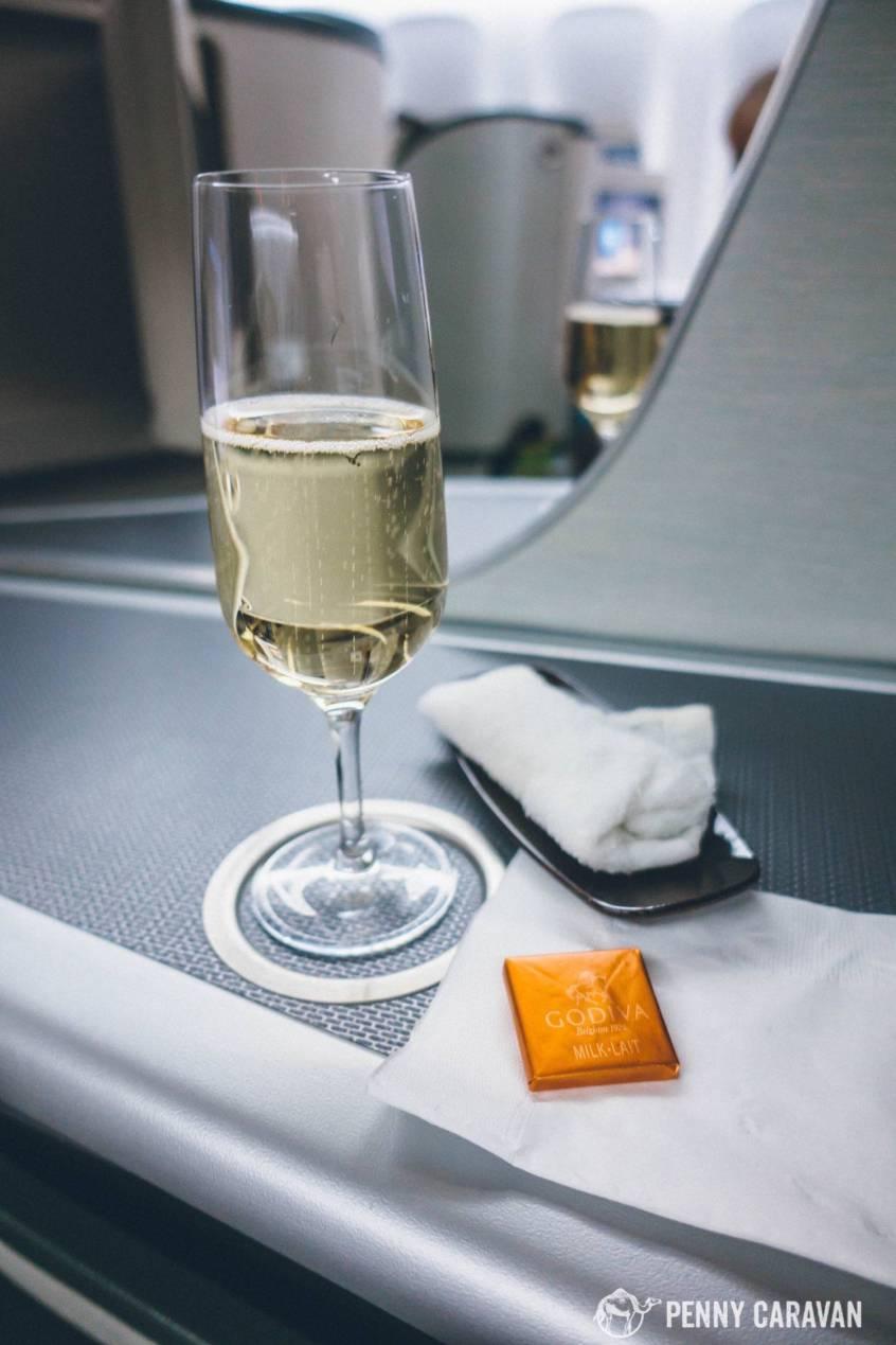 Eva Air Taipei to Houston-54