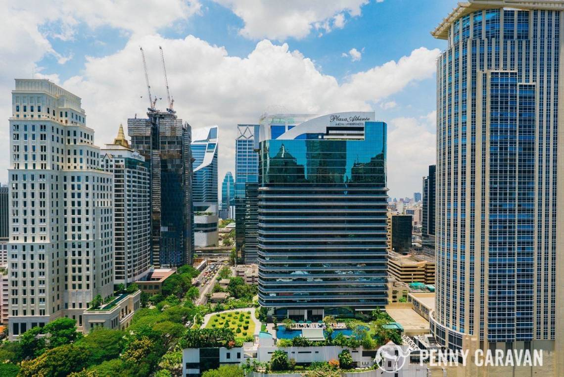 Picture of hotel indigo bangkok wireless road bangkok tripadvisor - Hotel Indigo Bangkok 8