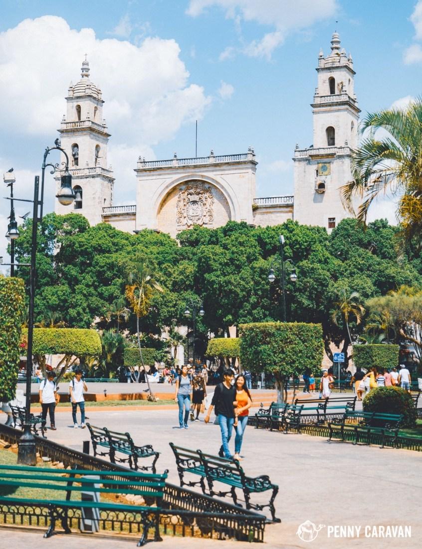 One Week in Merida, Mexico - Penny Caravan