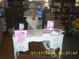 Storybook Cafe Book Signing