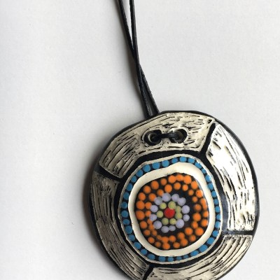 #633 Meeting Place Pendant