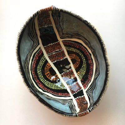 1025 Women's Bora Path ceramic Pot