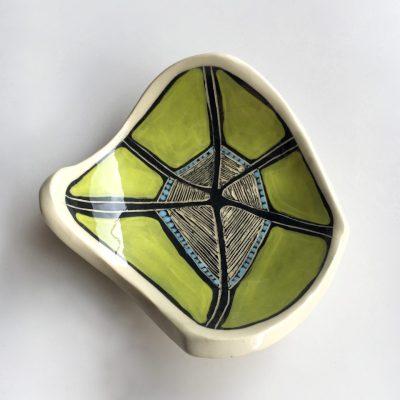 1072 Native Mint Spirit Dreaming Dish