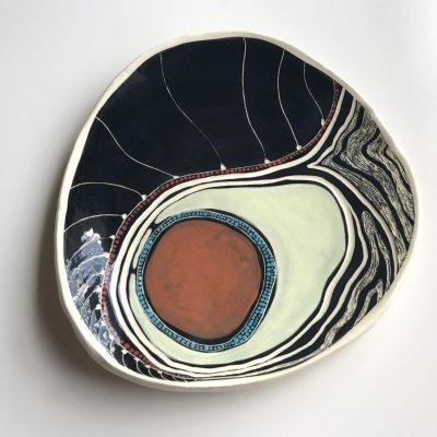 1130 Gorrogarah Binjdil Tea Tree Platter