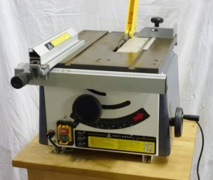 Axminster Table Saw