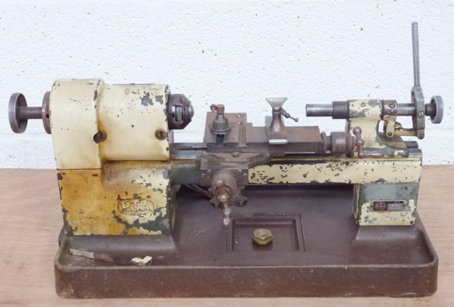 PULTRA 10 mm 1750 INSTRUMENT LATHE