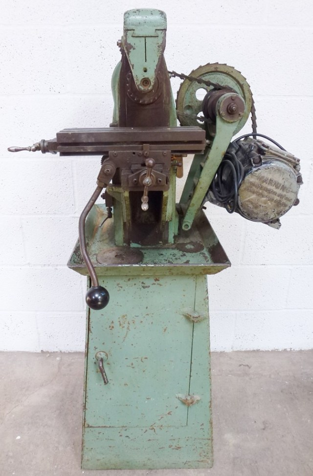 CENTEC 2 HORIZONTAL MILL