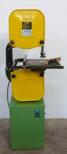 "WARCO 14"" BANDSAW"