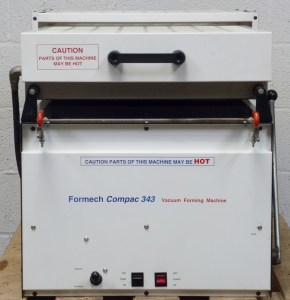 FOMECH COMPAC 343 VACUUM FORMING MACHINE