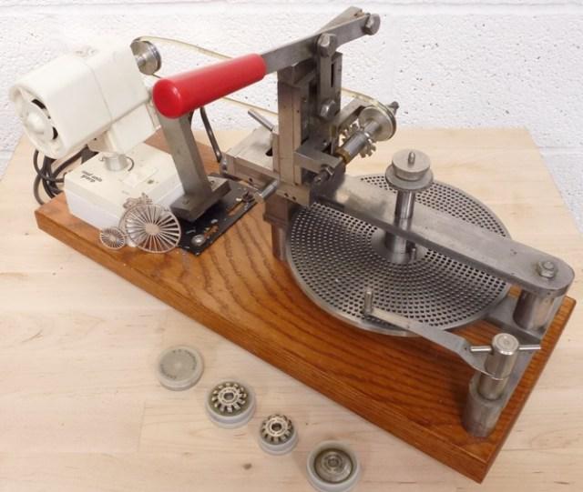 CHRONOS TYPE WHEEL CUTTING ENGINE