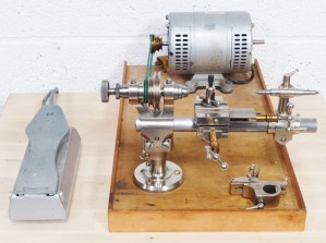 SWISS 8mm STAR LATHE