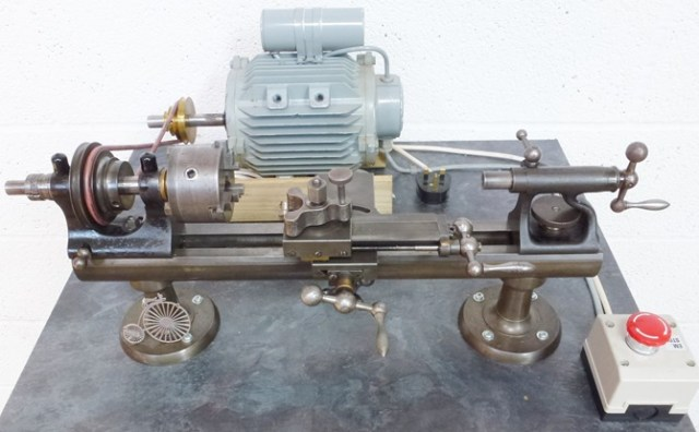 LORCH SCHMIDT 10 mm CENTRE LATHE
