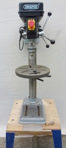 DRAPER 16 SPEED BENCH DRILL PRESS