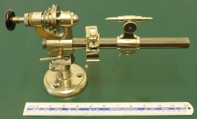 B.T.M WATCHMAKERS LATHE 8mm