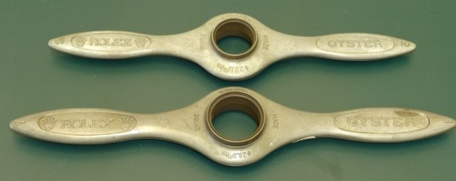ROLEX No 1 & 2 CASE BACK OPENERS
