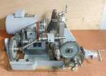 JACOBS GEAR HOBBING MACHINE