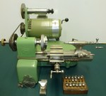 BOLEY & lEINEN WW 82 INSTRUMENT LATHE