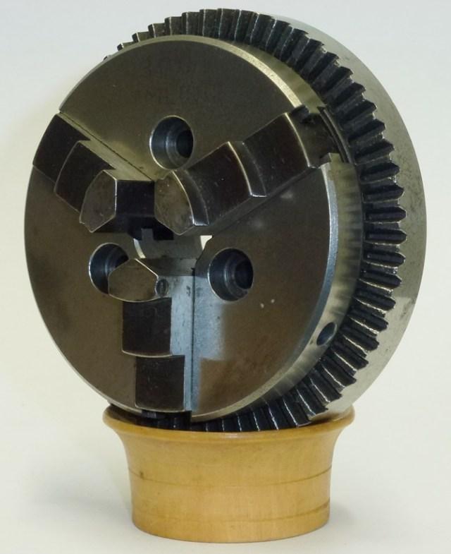 60mm TML KEY SCROLL CHUCK