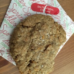 the inspiration, Sprinkles salted oatmeal cornflake cookie