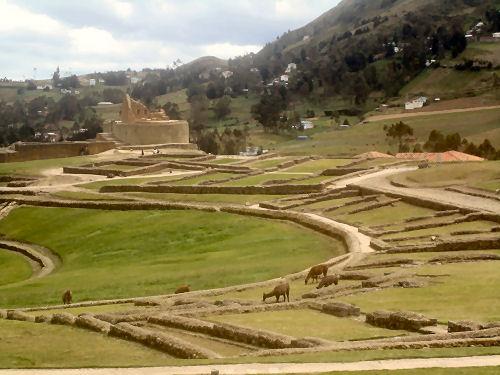 My trip to the Inca ruins near Cuenca