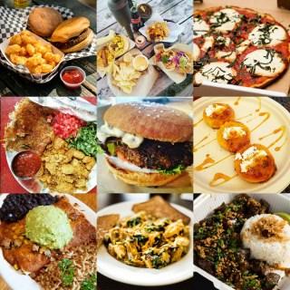 2017 Top 10 Favorite Vegan Dishes in Austin
