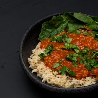 Cooking Adventures: Spicy Red Lentil Curry