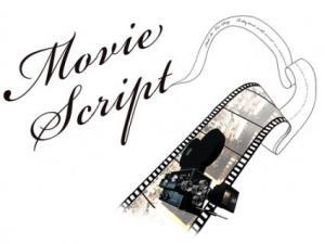 movie script photo