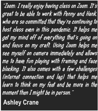 Ashley Crane Quote