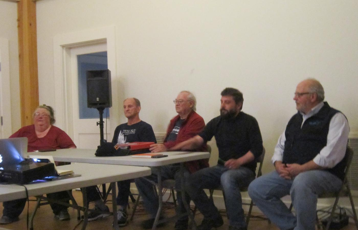 Clam Talk Highlights Issues Conservation