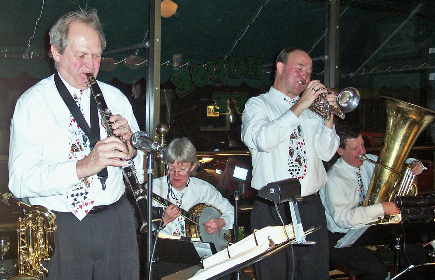 New Traditional Jazz Band To Play Opera House