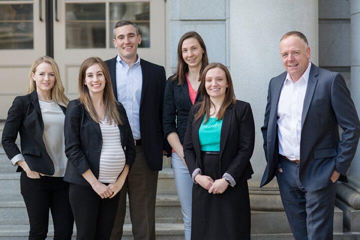 Penobscot Financial Advisors Team Photo
