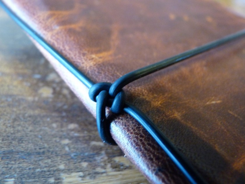 Davis Leatherworks Notebook Covers