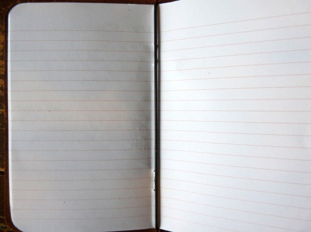 Calepino notebook paper
