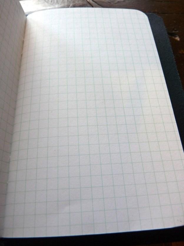 Calepino notebook grid