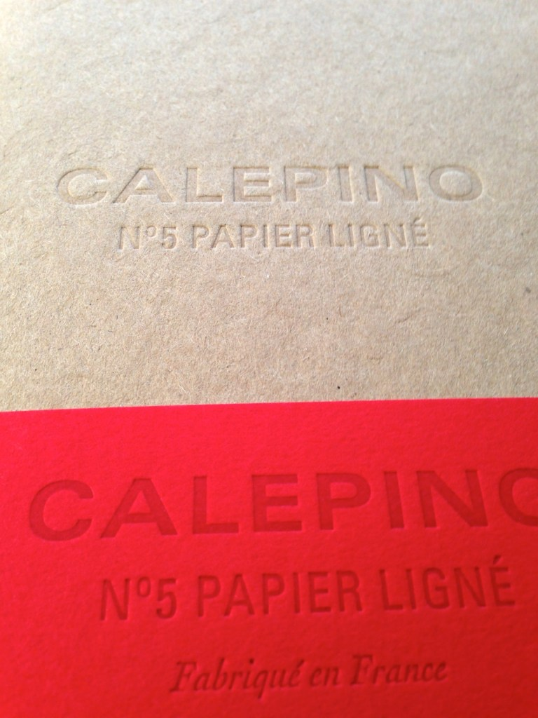 Calepino Large Notebooks review and giveaway
