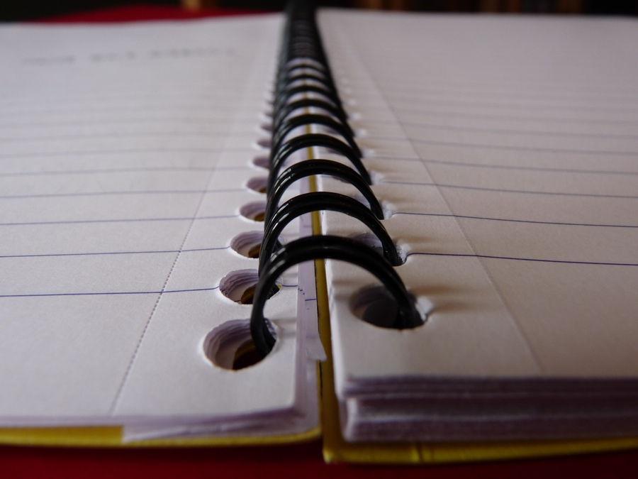 Clairefontaine Europa Notemaker rings