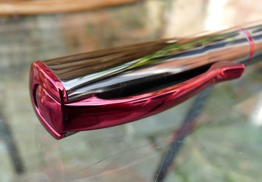 Monteverde Impressa fountain pen clip