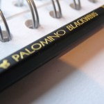Palomino Blackwing pencil logo