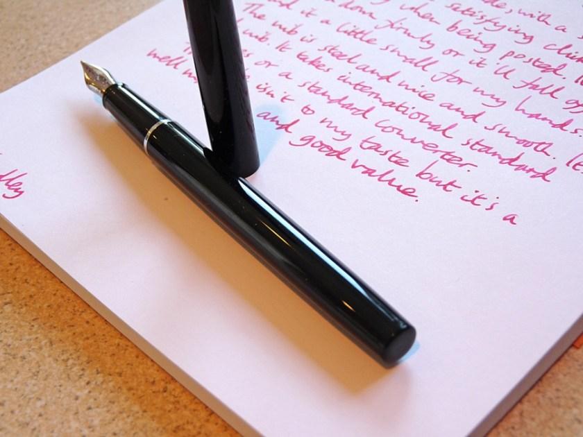 Diplomat Traveller fountain pen review