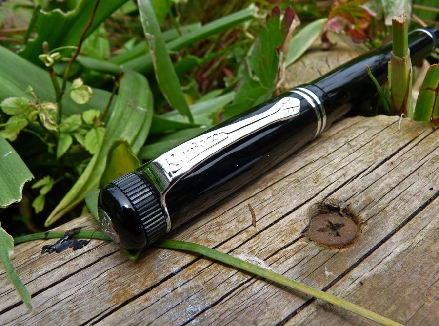 Kaweco Dia fountain pen cap