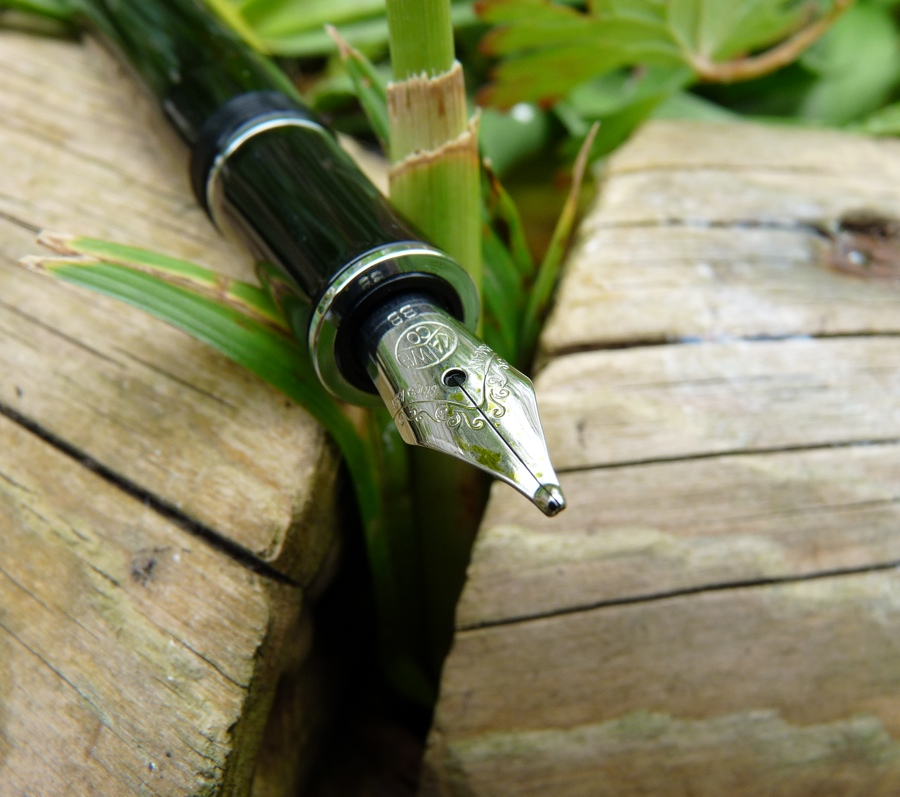 Kaweco Dia fountain pen nib