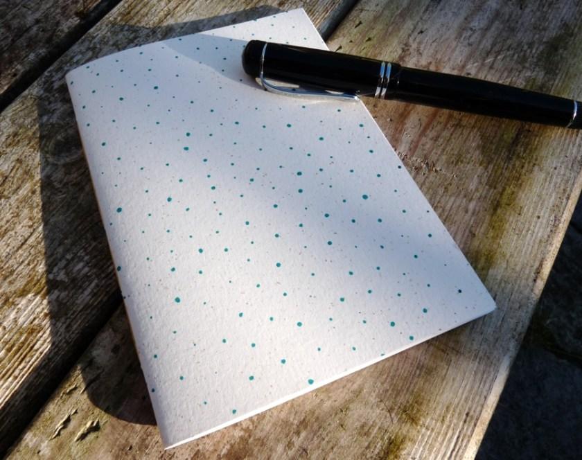 Nib London notebook cover