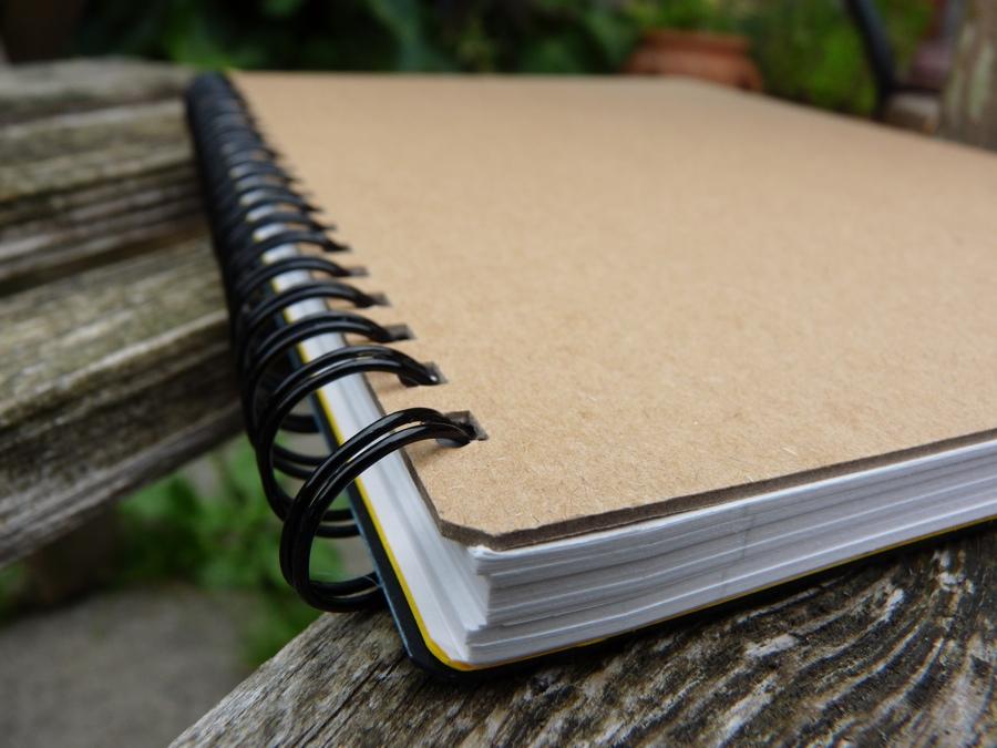 Maruman Mnemosyne Inspiration Pad back cover